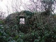 The Ruins of Biddy Early's Cottage, County Clare