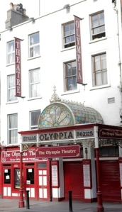 Olympia Theatre, Dublin - home to poltergeist activity
