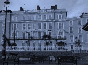THE COMMODORE HOTEL, COBH