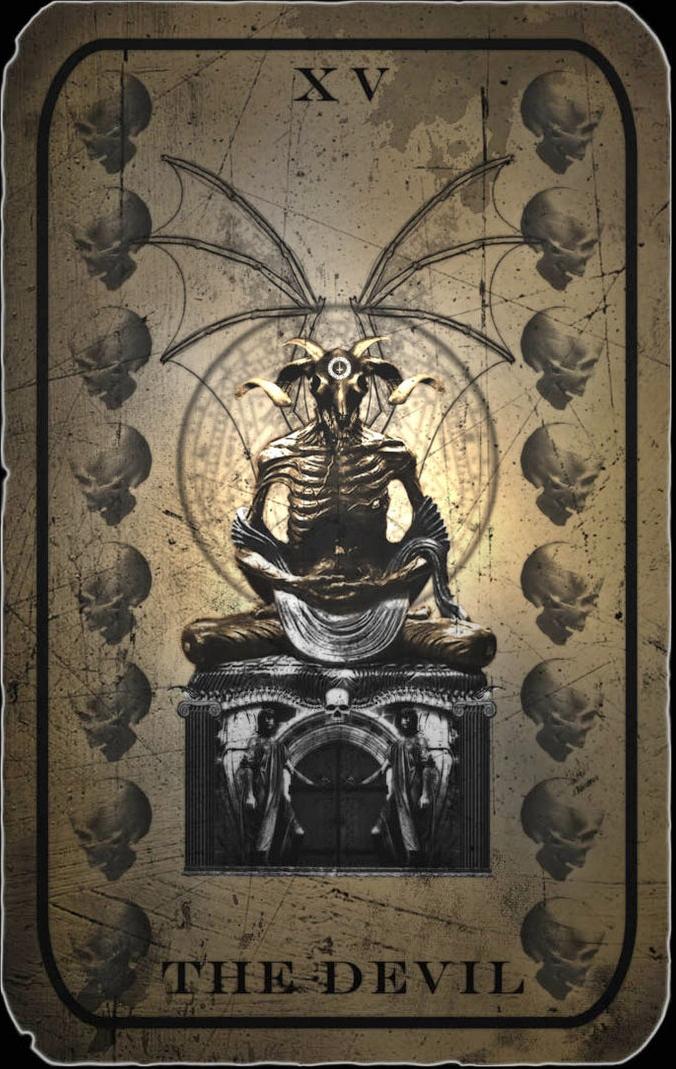 Devil card