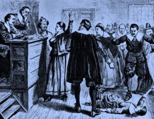 Massachusetts Witch Trial