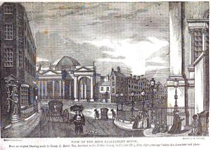 18th Century Dublin from the Dublin Penny Journal